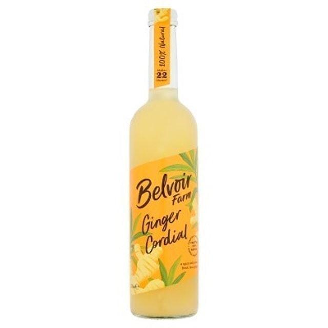 Belvoir Ginger & Lemon Cordial 1