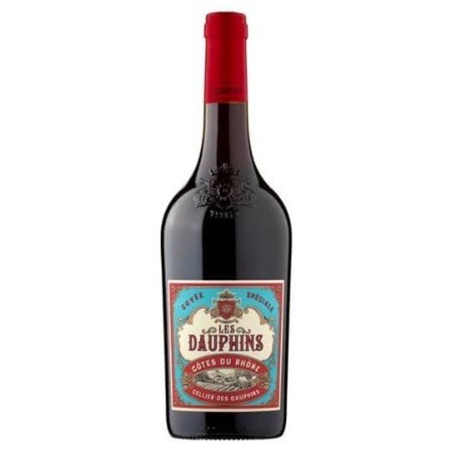 Les Dauphins  Côtes du Rhône 1