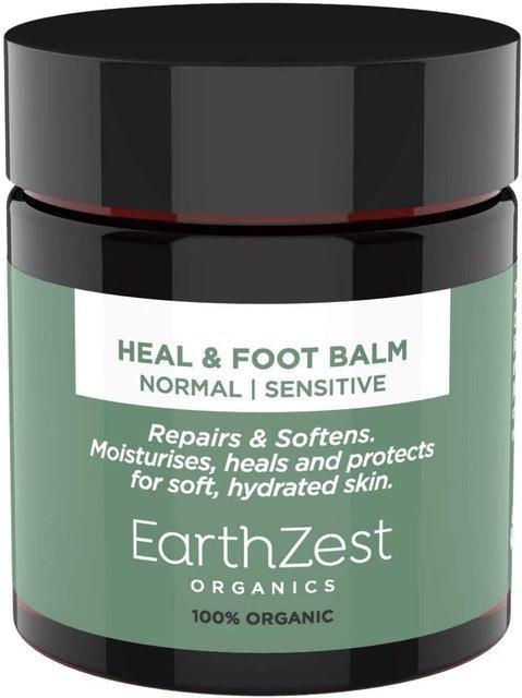 EarthZest Organics Heal & Foot Balm 1