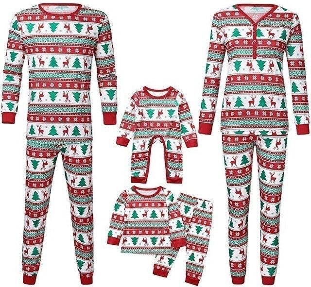 HARRYSTORE PJs Family Matching Pyjamas Set 1