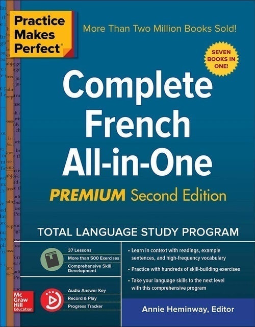 Practice Makes Perfect Complete French All-in-One 1