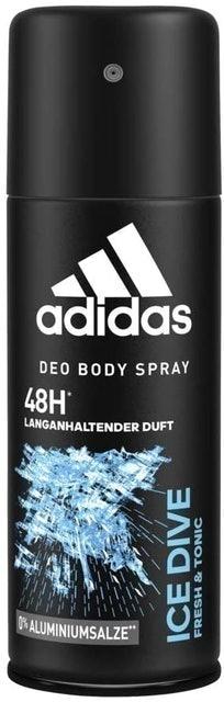 adidas Ice Dive Deo Body Spray for Men 1