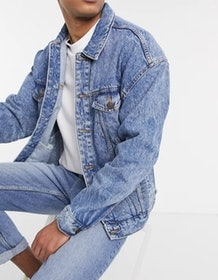 Top 10 Best Men's Denim Jackets in the UK 2021 (Levi's, Nudie Jeans and More) 4
