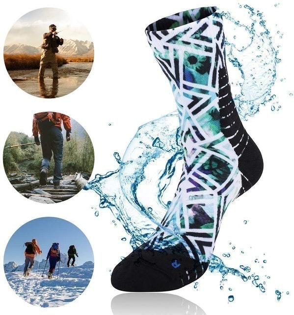 Waterfly  Waterproof Socks 1