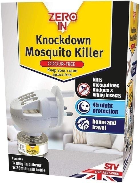 Zero In Knockdown Mosquito Killer 1