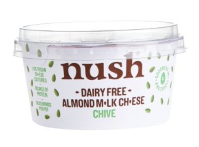 Nush Dairy-Free Almond Milk Cheese  1