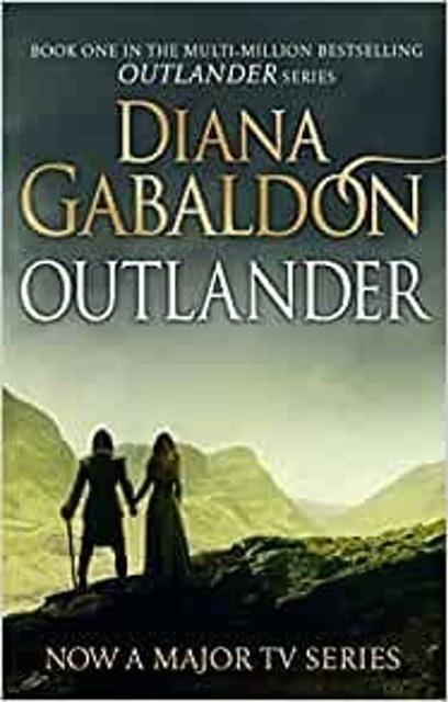 Diana Gabaldon Outlander 1