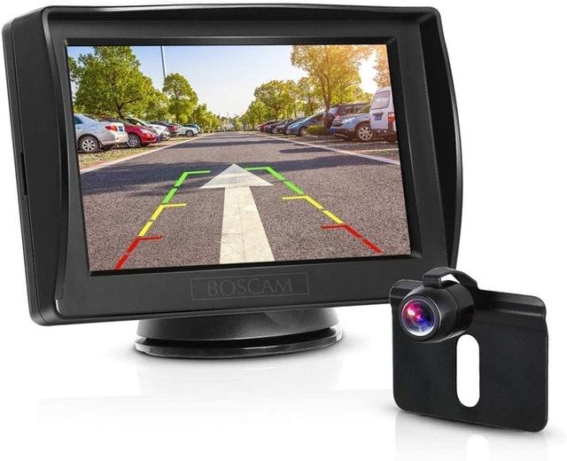 BOSCAM Reversing Camera Kit 1