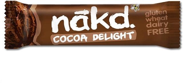 Nakd  Cocoa Delight Wholefood Bar  1