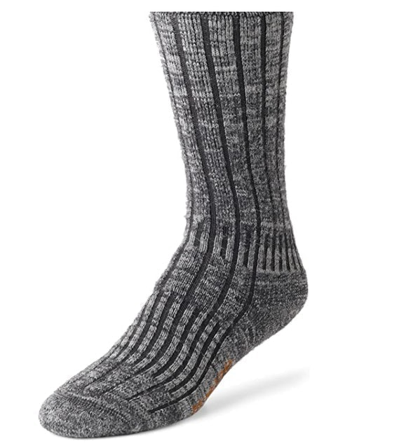 Wigwam Men's Merino/Silk Hiker Heavyweight Crew Socks 1