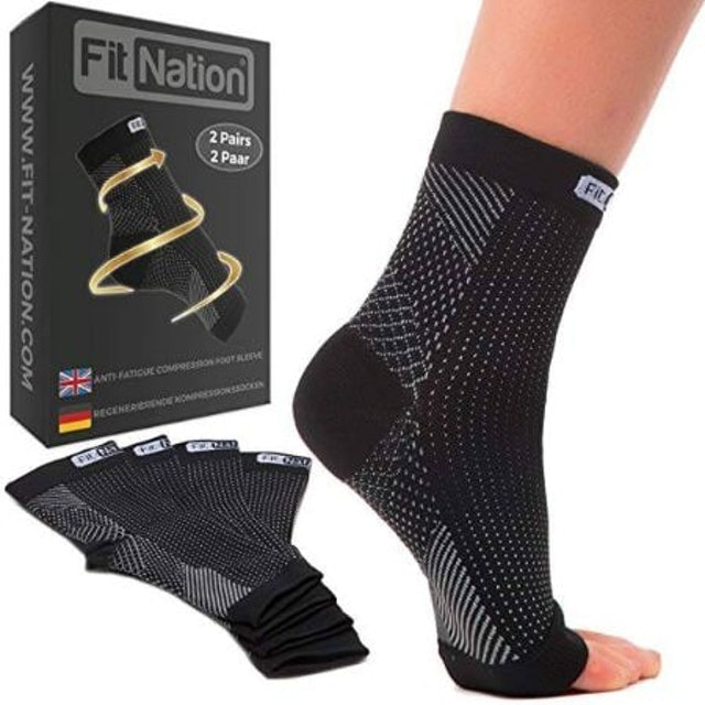 Fit Nation  Plantar Fasciitis Compression Socks 1