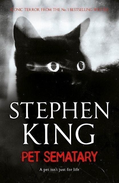 Stephen King Pet Sematary  1