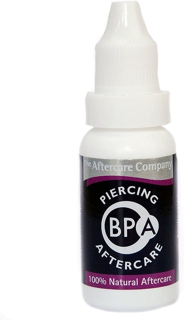 The Aftercare Company BPA Piercing Aftercare Solution 1