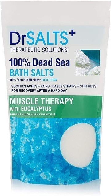 DrSalts+ 100% Dead Sea Bath Salts  1