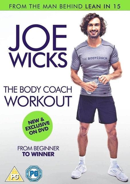 2entertain Joe Wicks  1