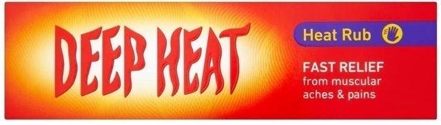 Mentholatum Deep Heat 1