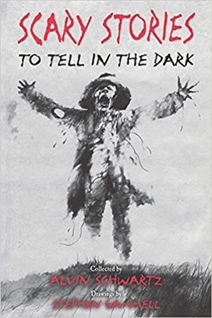 Alvin Schwartz Scary Stories to Tell in the Dark 1