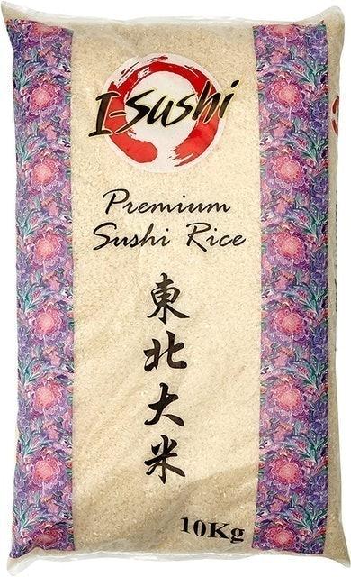 I-Sushi Premium Sushi Rice 1