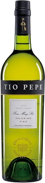 Tio Pepe Palomino Fino Sherry 1