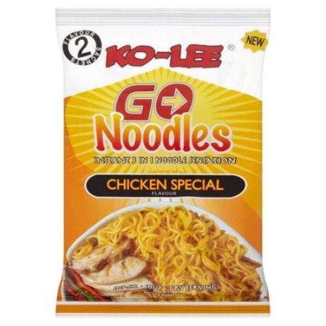 Ko-Lee  Go Noodles Chicken Special Flavour  1