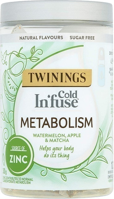 Twinings Cold Infuse Metabolism 1