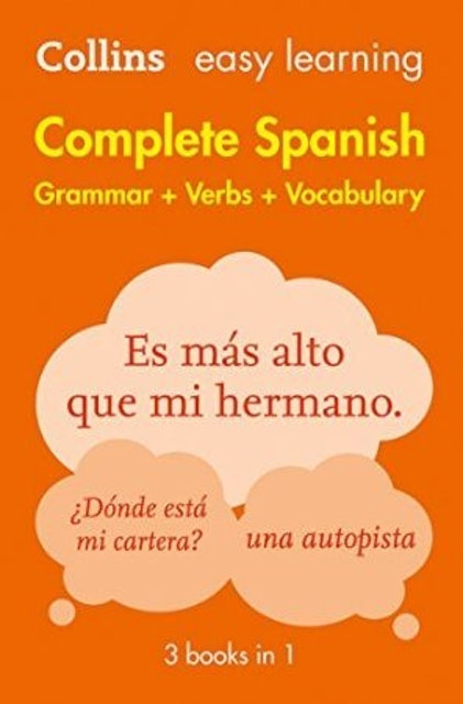 Collins  Easy Learning Complete Spanish 1