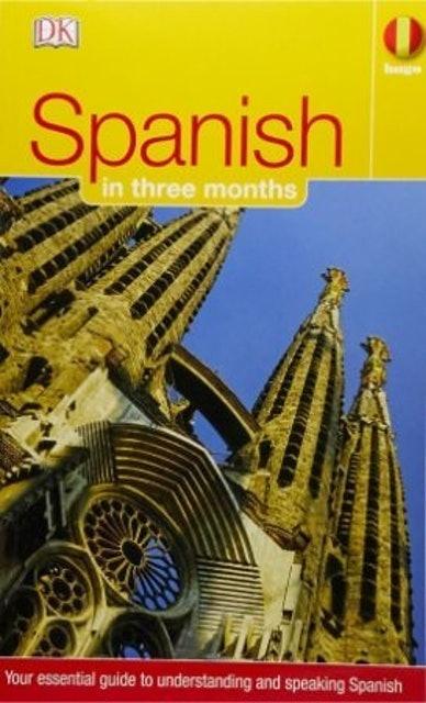 DK Spanish in Three Months 1