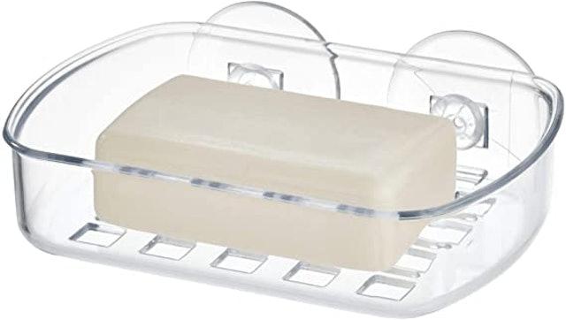 iDesign Basic Soap Dish  1