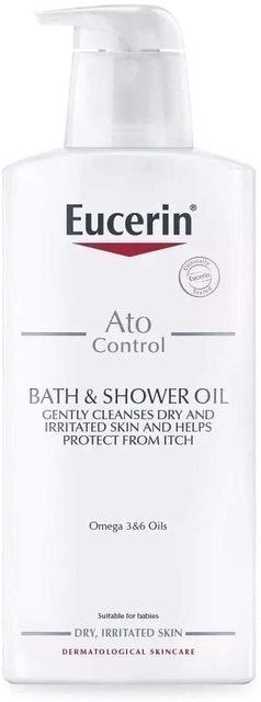 Eucerin  AtoControl Bath and Shower Oil 1