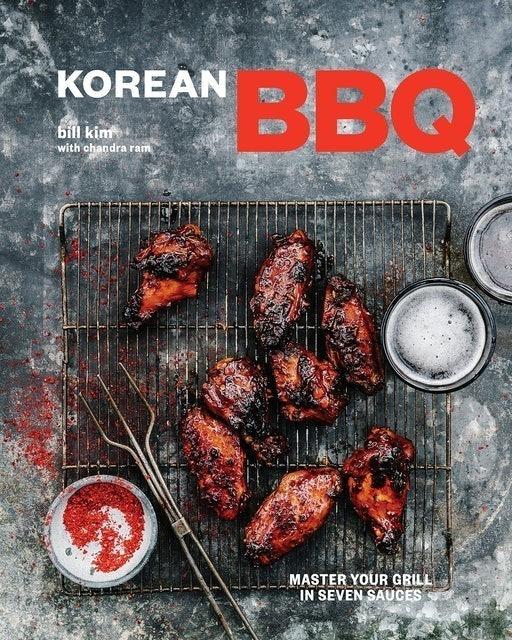 Bill Kim with Chandra Ram Korean BBQ 1
