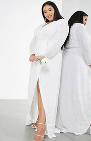 Top 10 Best Wedding Dresses Under £500 in the UK 2021 (ASOS, Monsoon and More) 2