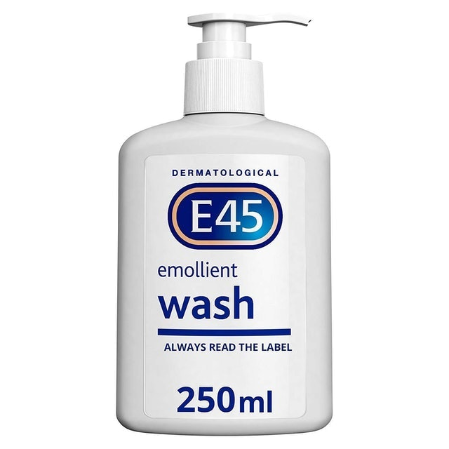 E45 Emollient Cream Wash for Hands and Body 1