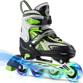 Top 10 Best Roller Blades for Kids in the UK 2021 (Gonex, Oxelo and More) 2