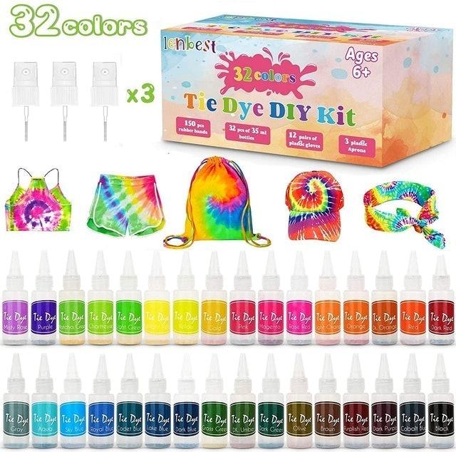 Lenbest Tie-Dye Kit 1