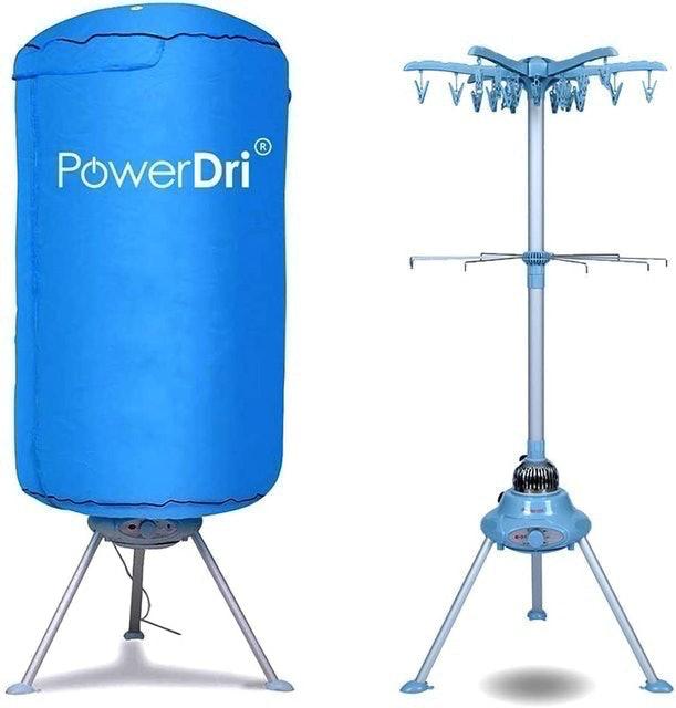 PowerDri Portable Electric Clothes Dryer 1
