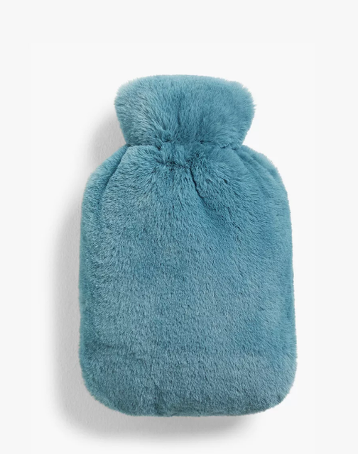 John Lewis & Partners Hot Water Bottle and Cover 1
