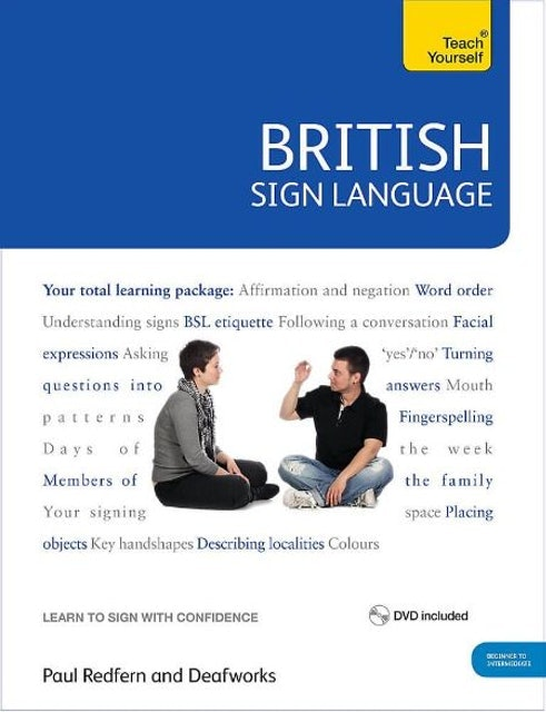 Paul Redfern & Deafworks Teach Yourself British Sign Language 1