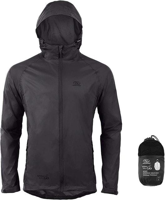 Highlander  Unisex Stow & Go Jacket 1
