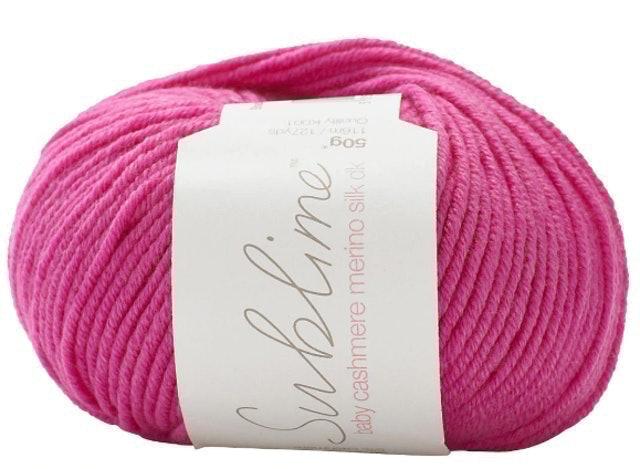 Sirdar Baby Cashmere Merino Silk DK Yarn 1