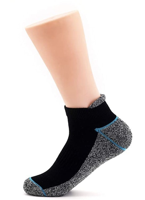 Jzy Qzn Copper Antibacterial Athletic Socks  1