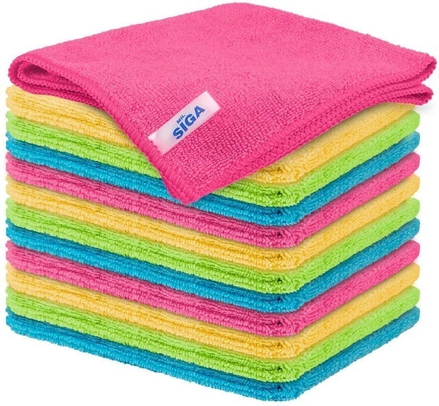MR.SIGA Microfibre Cleaning Cloths 1