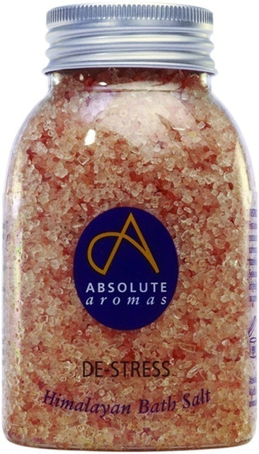 Absolute Aromas De-Stress Himalayan Bath Salt 1