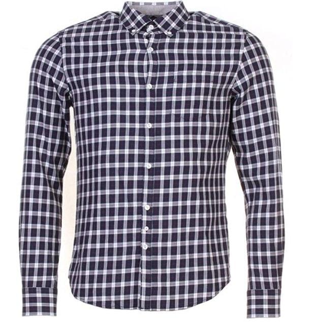 Flannel Shirts Woolrich Men's Plaid Flannel Button Down Shirt 1
