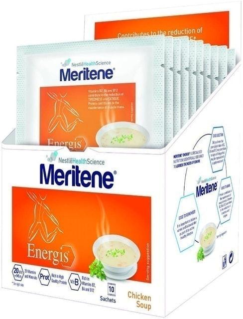 Meritene Energis Chicken Soup 1