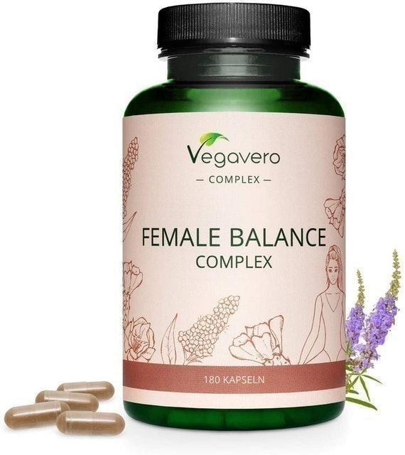 Vegavero Female Balance Complex 1