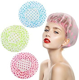 Top 10 Best Shower Caps in the UK 2021 (Argos, Eco Life and More) 1