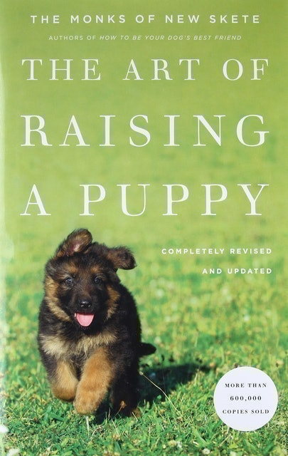 The Monks of New Skete The Art of Raising a Puppy 1