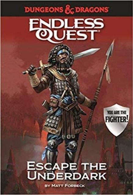 Matt Forbeck Dungeons & Dragons Endless Quest 1