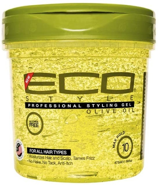 Eco  Olive Oil Styling Gel 1