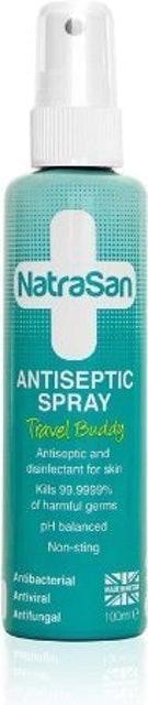 NatraSan Antiseptic Travel Buddy Spray 1